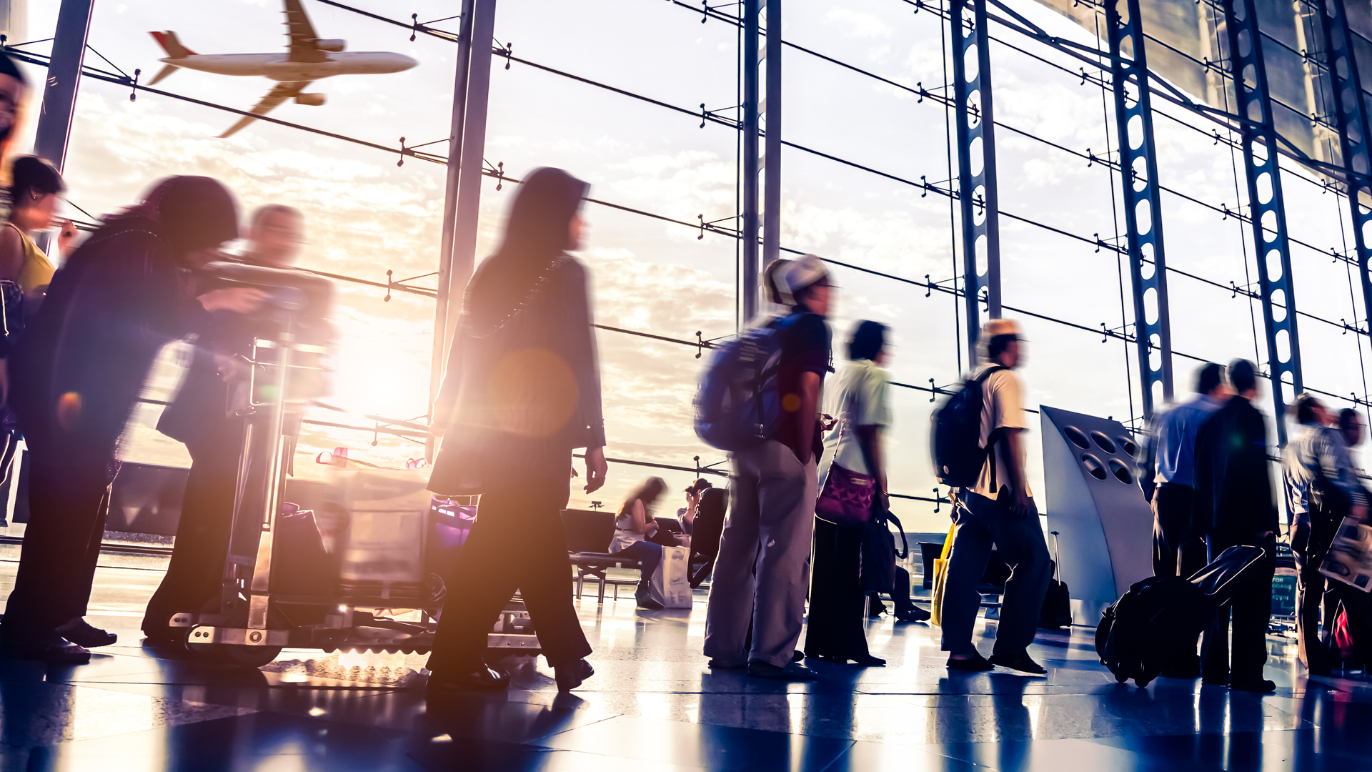 IATA Survey: Passengers Are Looking for a More Connected Travel Experience
