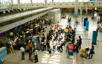 Vietnamese Airports Integrate a Border Management Solution to Improve Security and Passenger Processing