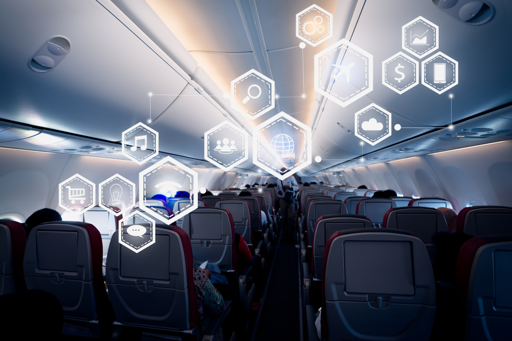 Survey: Passenger Loyalty for Airlines is Driven by Wi-Fi Connectivity