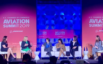 Airline Leaders Reflect on Cultivating a Future Workforce of Women in Aviation