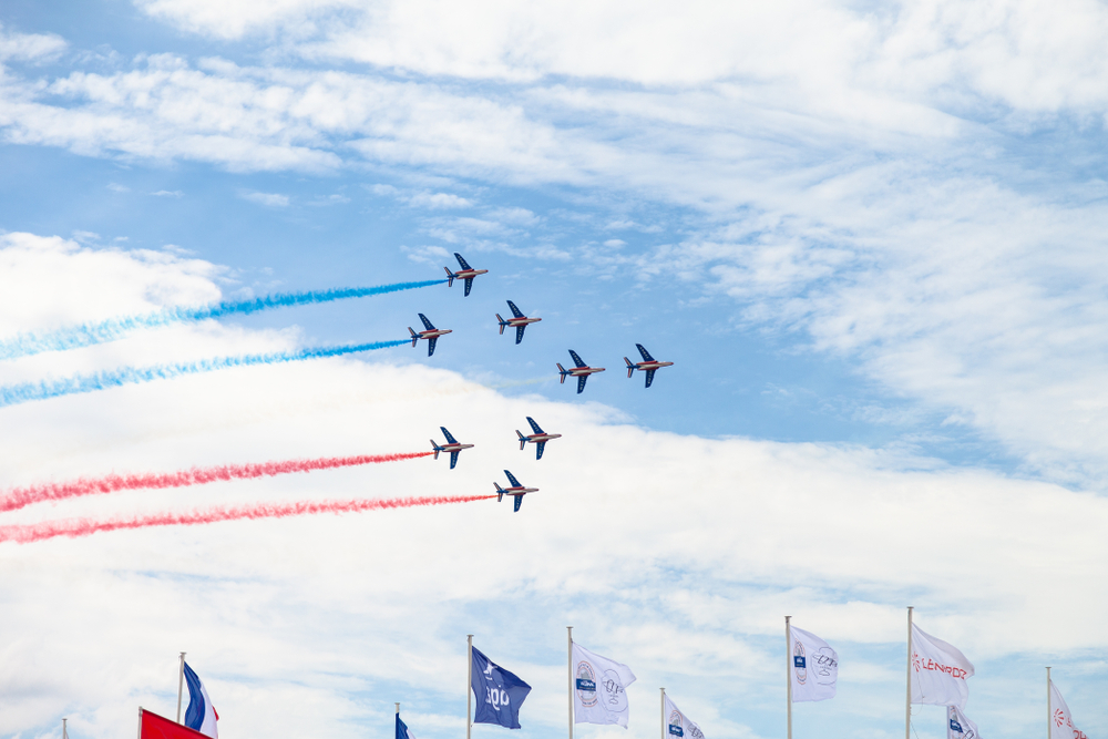 The 2019 Paris Air Show at a Glance