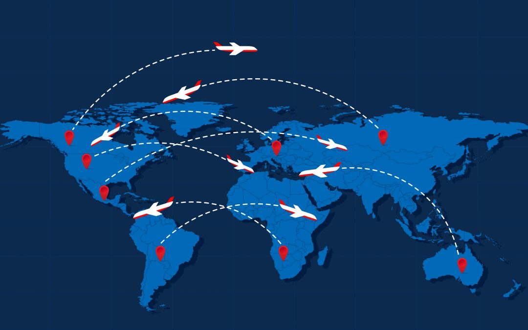 IATA World Air Transport Statistics: Connectivity and Improved Efficiency Boosts Passenger Travel to 4.4 Billion Globally