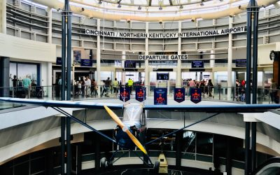 PODCAST: Brian Cobb, Chief Innovation Officer, Cincinnati / Northern Kentucky International Airport (CVG), Discusses Evolution of Aviation Innovation