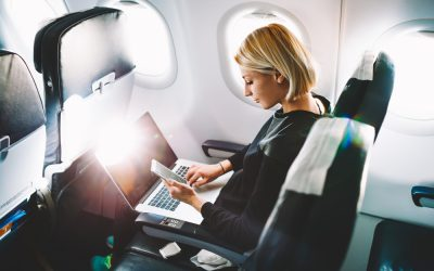 Upping the Ante for Inflight Connectivity in the New Decade
