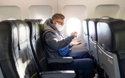 Fly Safe, Fly Smart: A4A Shares How Airlines are Protecting Passenger Health