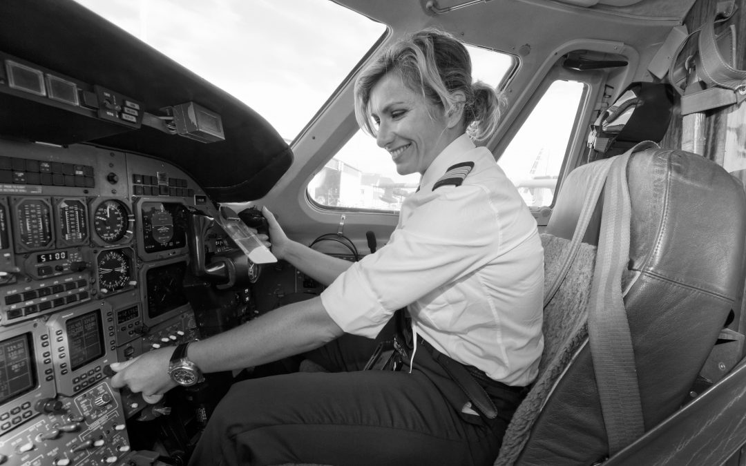 Creating Opportunities for Women in Aviation Through (Virtual) Connection