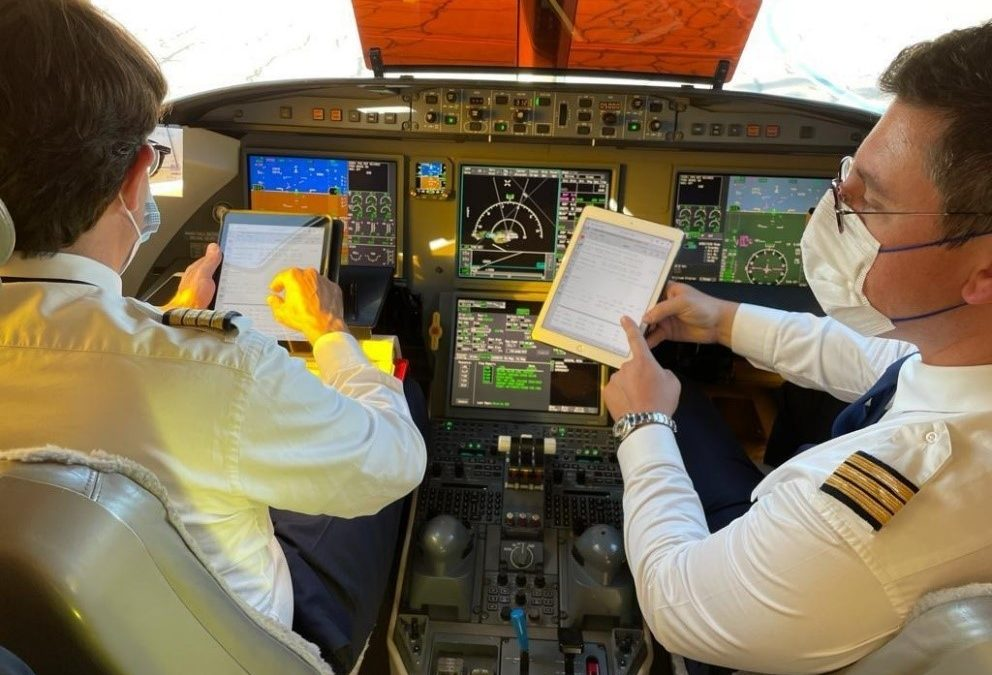 SkyFirst Limited Moves to Paperless Operations for Entire Fleet